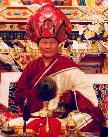 image lama yeshi tall